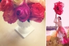 Expositie Flower Fashion Project bij Wellandtcollege