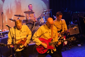 Beatles tribute in theater in Houten