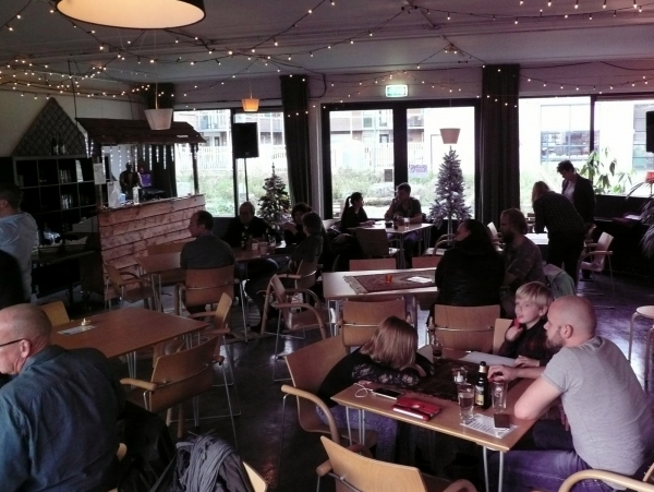 TOP 2000 café in Houten