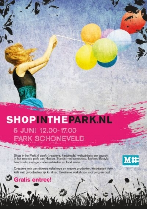 Shop in the Park in park Schoneveld Houten