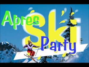 Winterplein 2015: Après-ski party