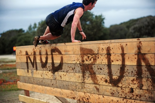 Down Under Obstacle Run