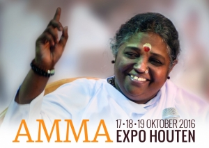 Amma in Nederland: Embracing the World