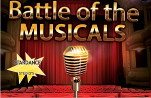 De Theater Productie Klassen (TPK) presenteren 'Battle of the Musicals'!