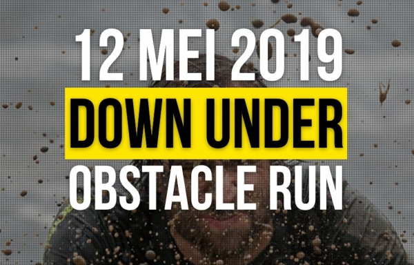 Down Under viert tiende editie Obstacle Run