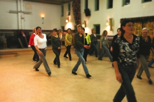 Country Line Dance in de Grote Geer