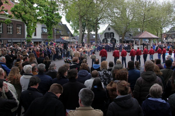 Dodenherdenking Oude Dorp