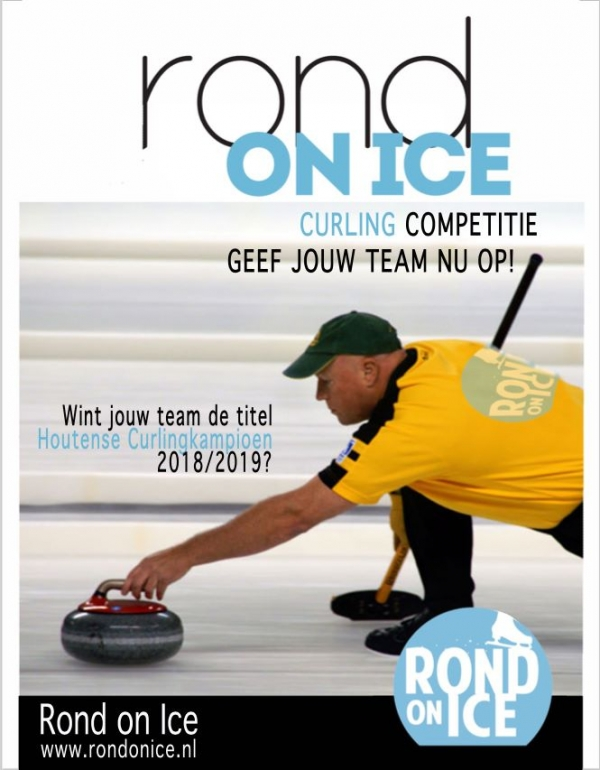 Rond on Ice Curling Competitie