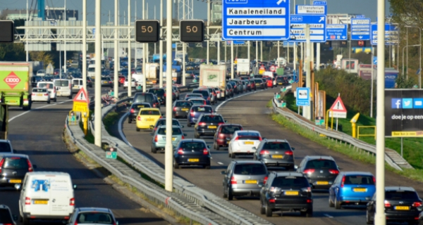 Tracébesluit A27/A12 Ring Utrecht ter inzage