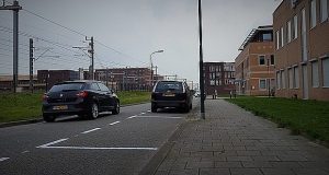 Evaluatie parkeren langs De Bouw