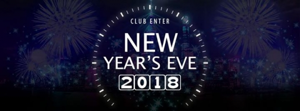 New Year's Eve bij Club Enter