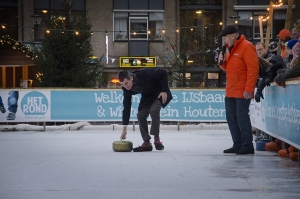 Winterplein 2015: Open Curling Competitie