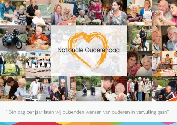 Nationale Ouderendag 2014