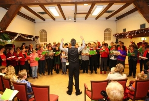 Workshop Christmas Carols