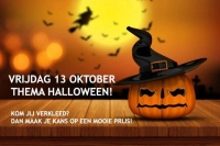 OKE Kinderdisco Halloweenparty